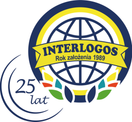 INTERLOGOS (LOGO 25 lat)